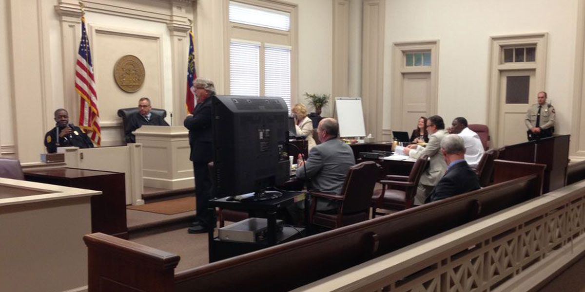 Lee County murder trial underway