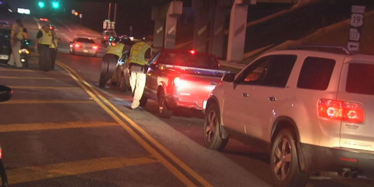 Officials issue warning to drivers ahead of St. Patrick's Day weekend