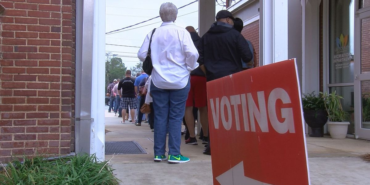 13,500+ Lee Co. registered voters participate in midterm election