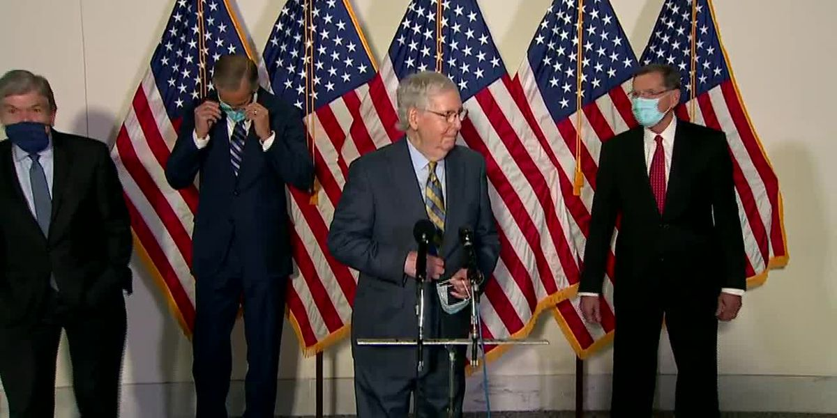 The GOP has the votes to confirm Trump's SCOTUS pick