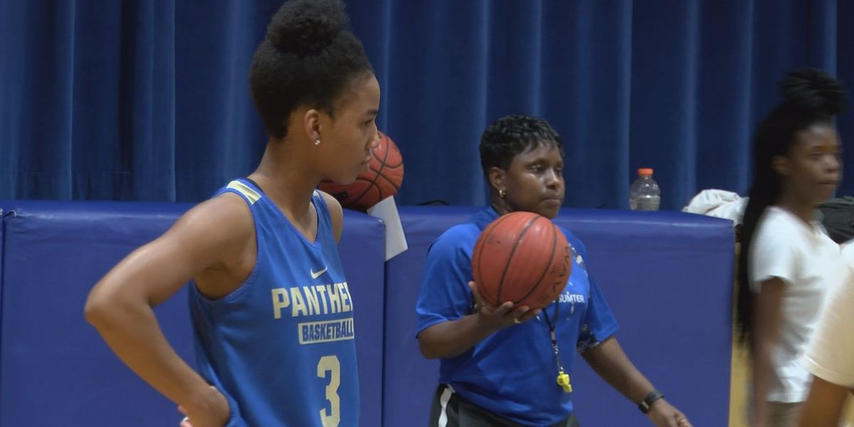 Lady Panthers prepare for Final Four