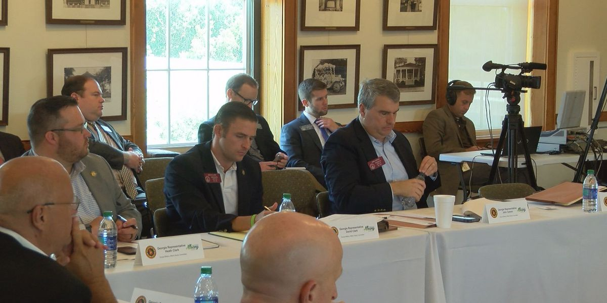 Lawmakers discuss the importance of MCLB, other military bases