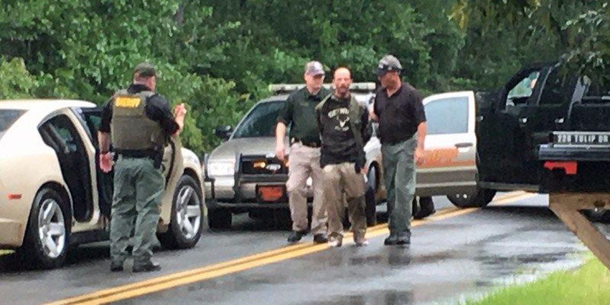 Sumter Co. authorities capture wanted man