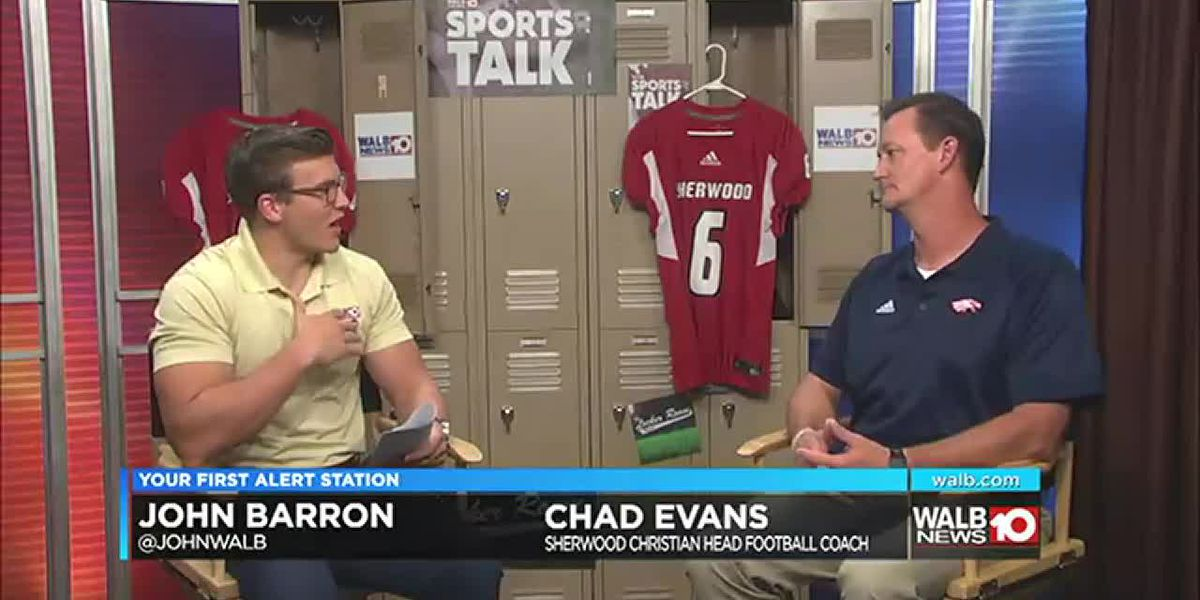 Sports Talk with John Barron - Sherwood Christian Academy football