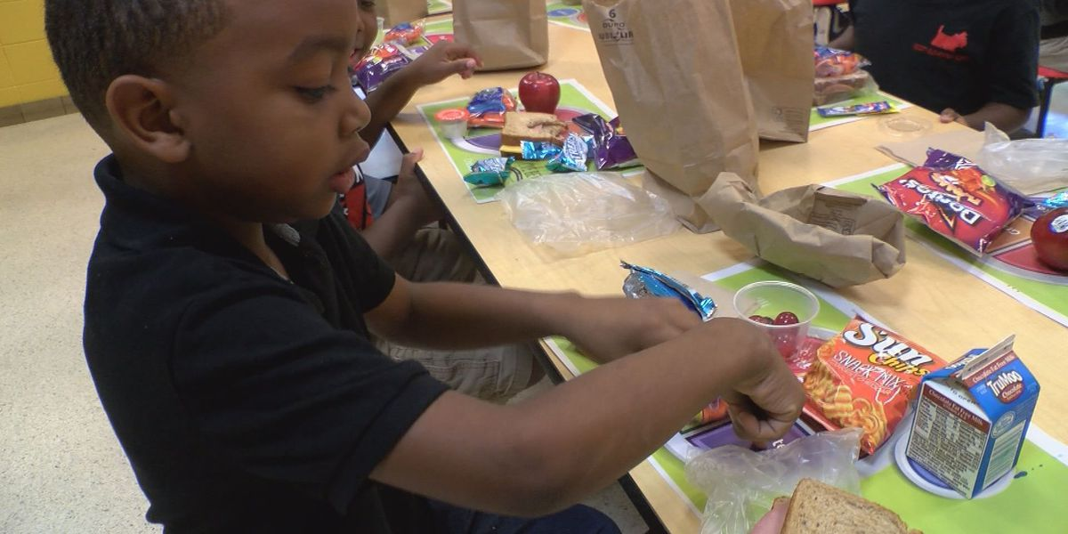Thomas Co. students get healthy eating lessons