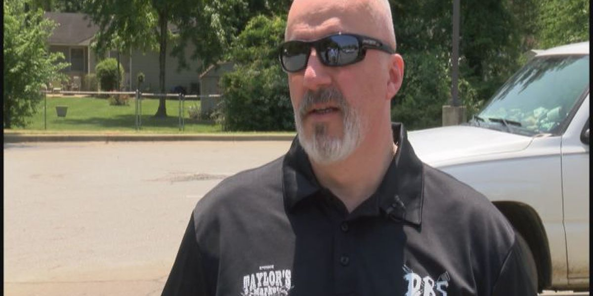 Barbecue cook-off honors first responders