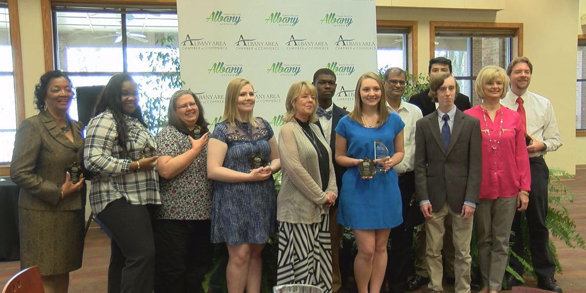 Star students awarded for their excellence in academics