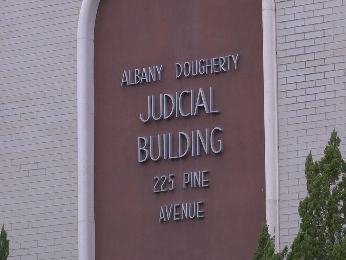 Dougherty Co. Judicial Building could get cameras that check temperatures