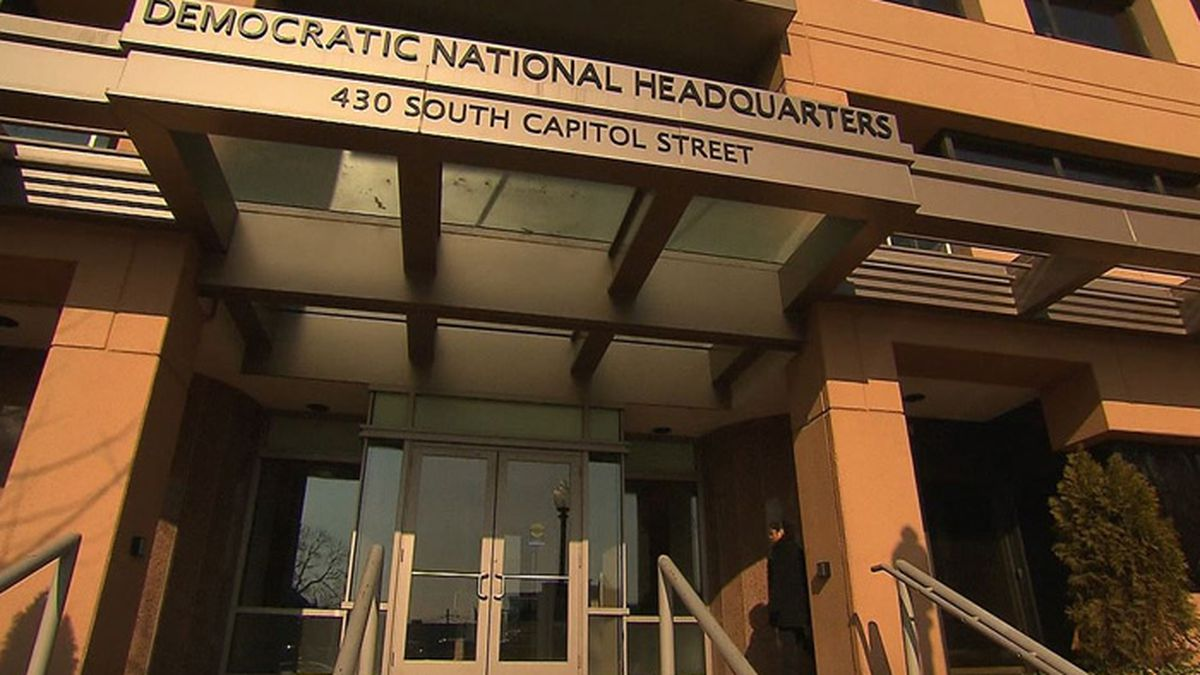 Democrats said Russians tried to hack DNC after midterms