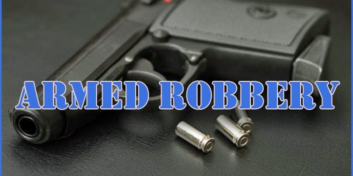 Armed robbery in Cordele