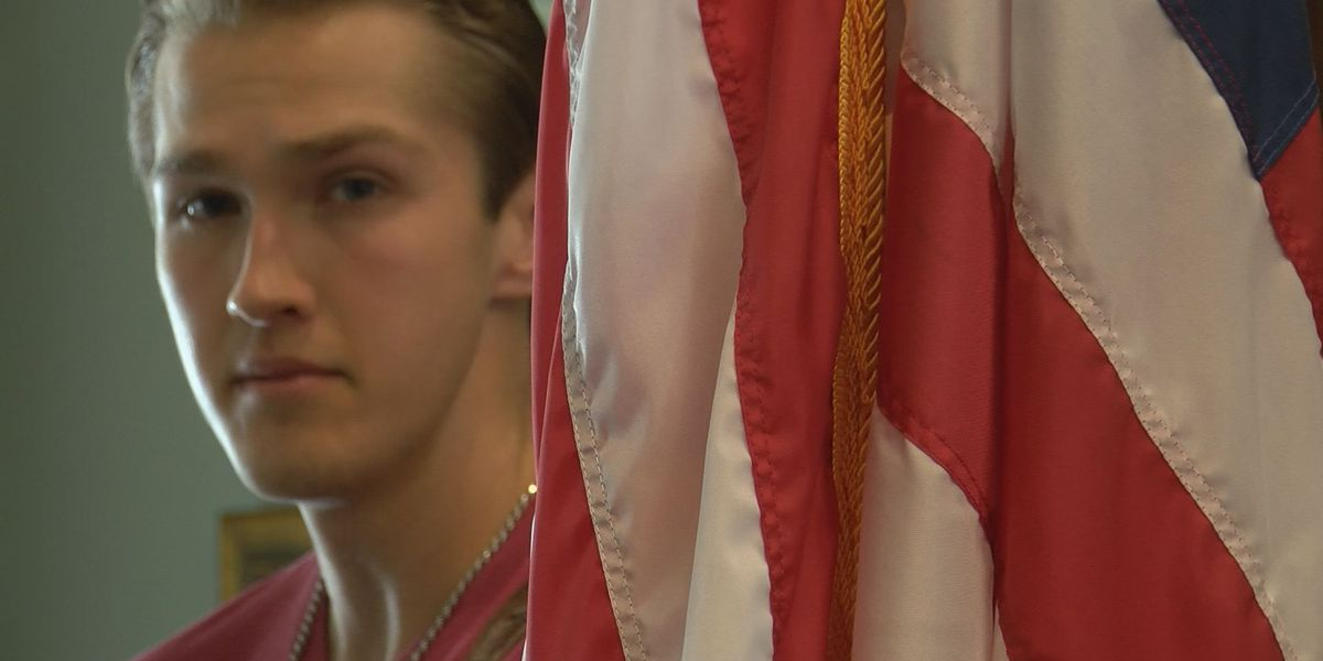 Adel native sings tribute for fallen South Georgia soldier