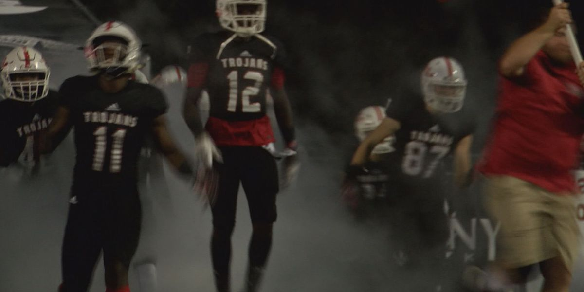 WALB TEAM OF THE WEEK (10/17/17): Trojans upstage Eagles in OT thriller