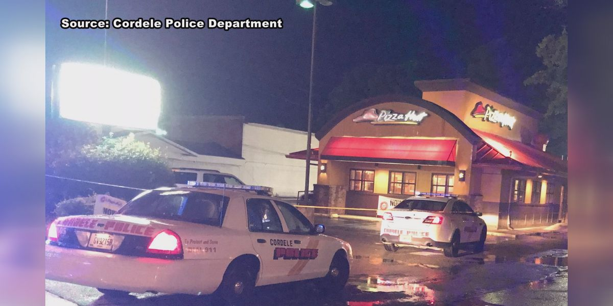 Victim speaks out after Pizza Hut armed robbery in Cordele