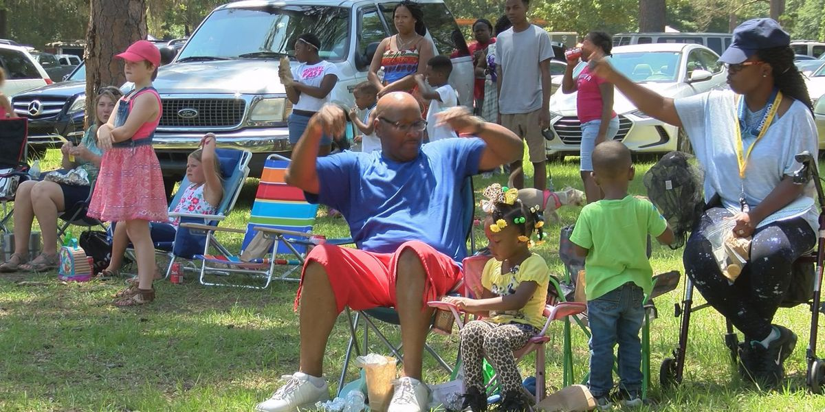 Chehaw hosts 'Day with a Cop'