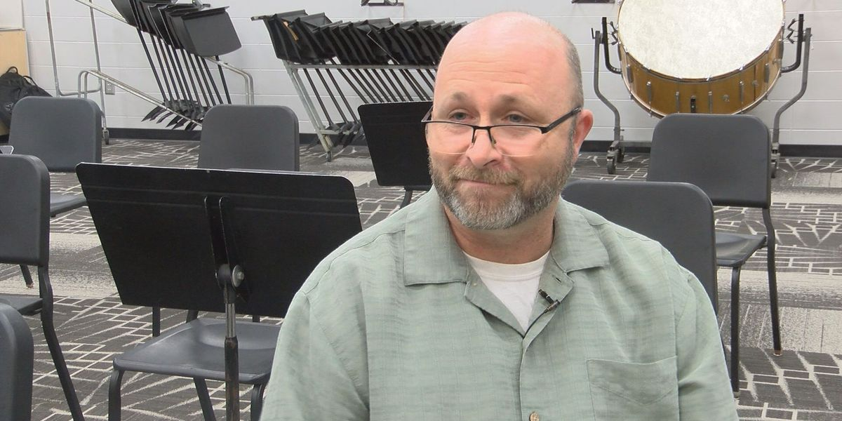 Worth Co. High School welcomes new band director