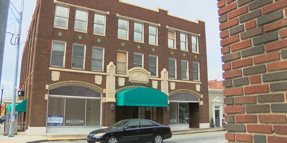 100 year old Tifton building to be redeveloped