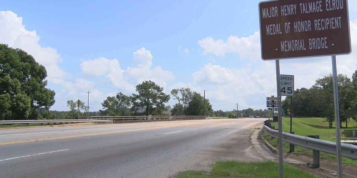 Highway 84 bridge named after medal of honor recipient