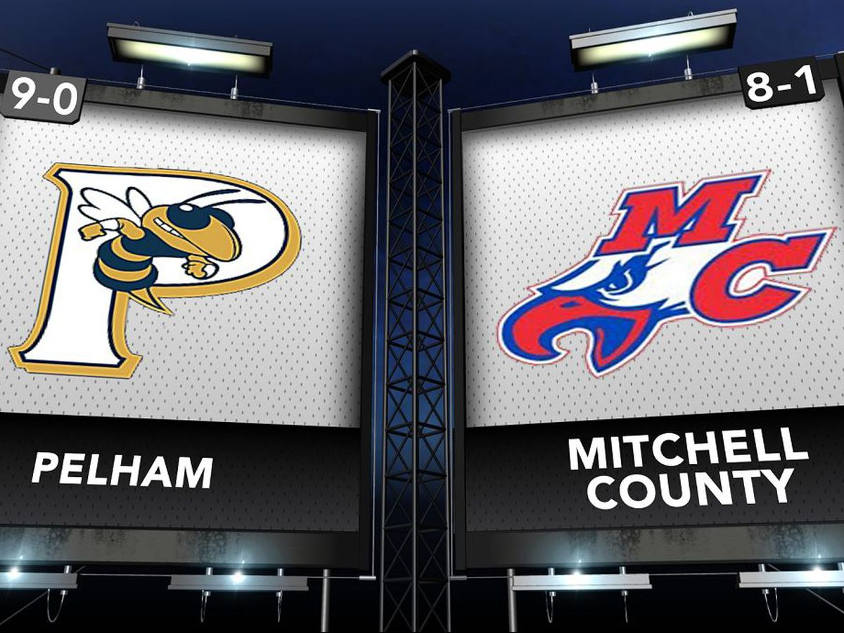 Game of the Week: Pelham @ Mitchell County