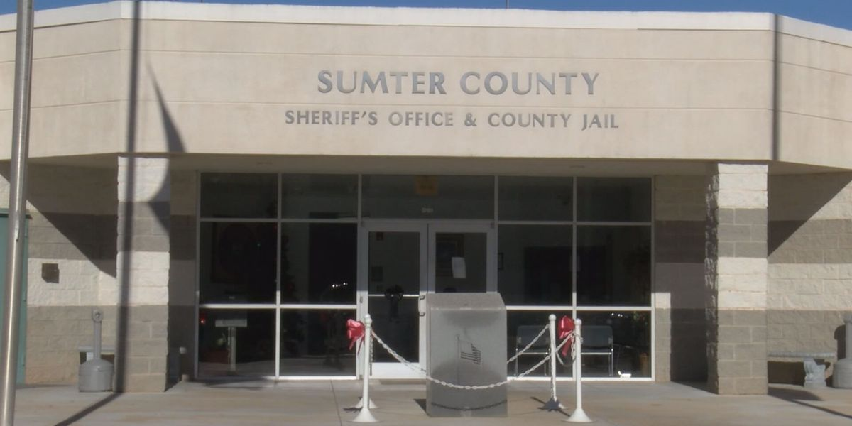Sumter County inmate found dead in cell