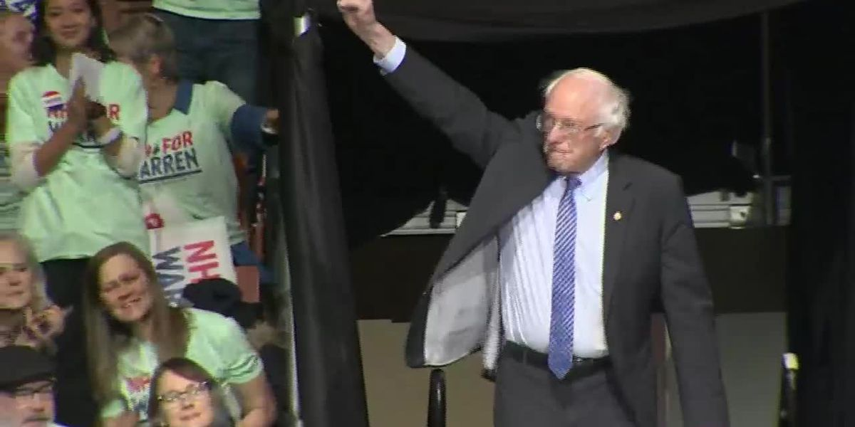 Sen. Bernie Sanders says he will not be releasing any more medical records