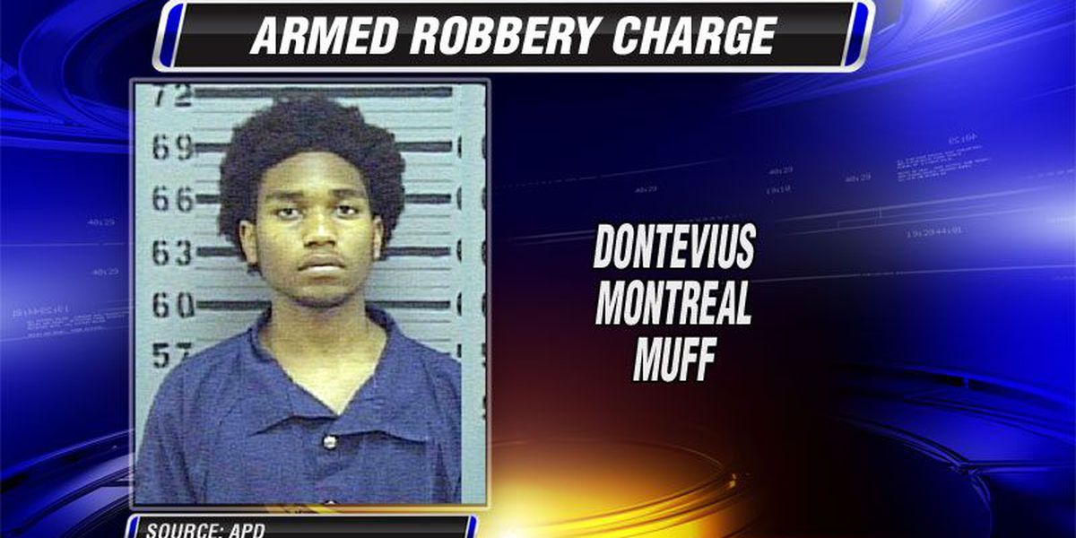 APD wanted Dontevius Muff; Now they have him