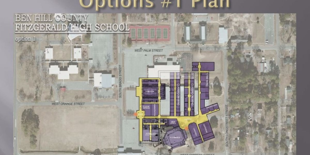 Ben Hill Co. school board answers questions on new high school