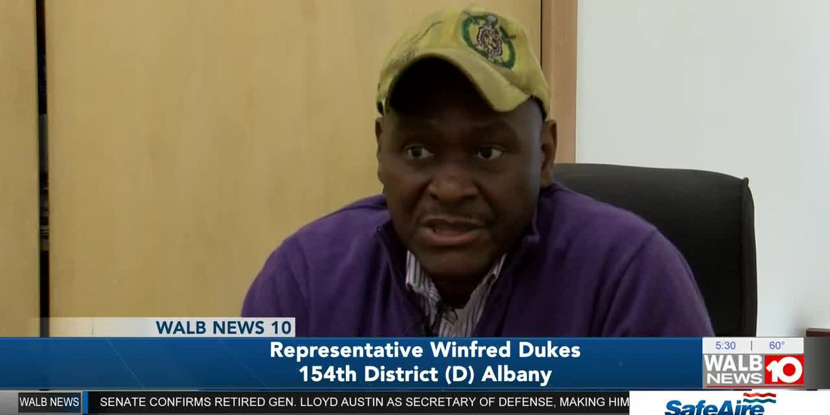 Winfred Dukes added to the Appropriations Committee