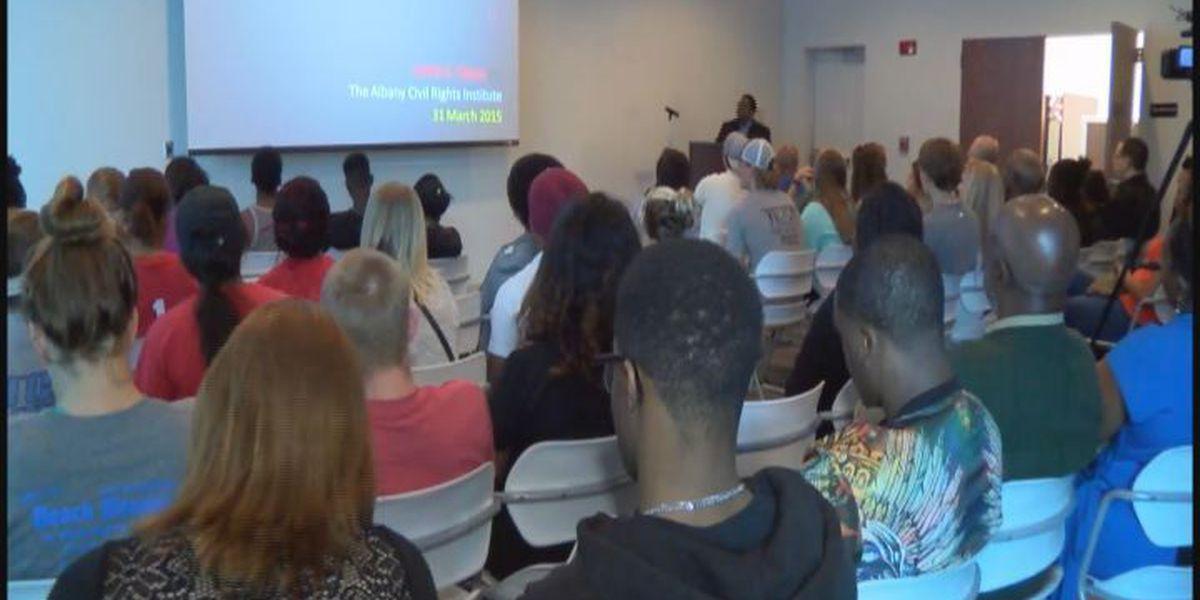 The Albany Civil Rights Institute commemorates three major events