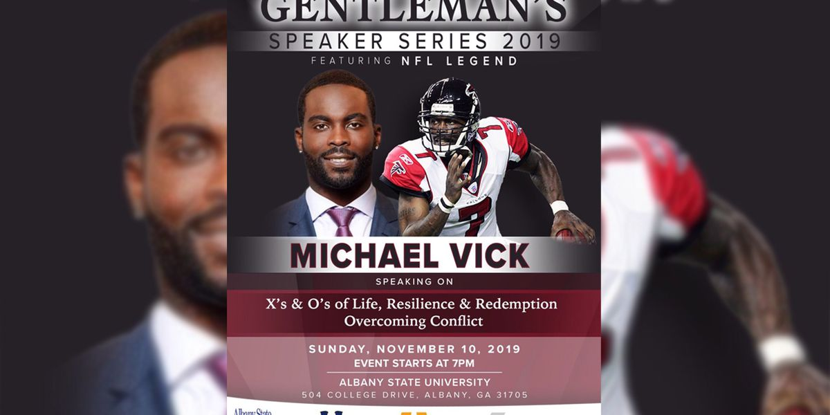 Former Falcons player Michael Vick to speak at ASU