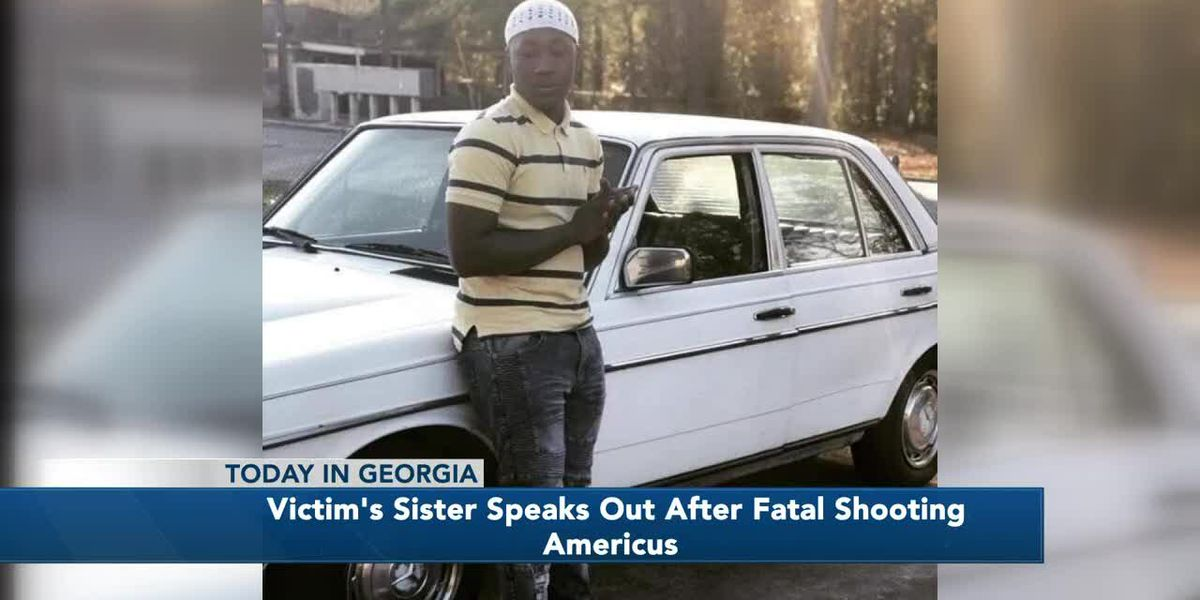 Victim's sister speaks out after fatal Americus shooting