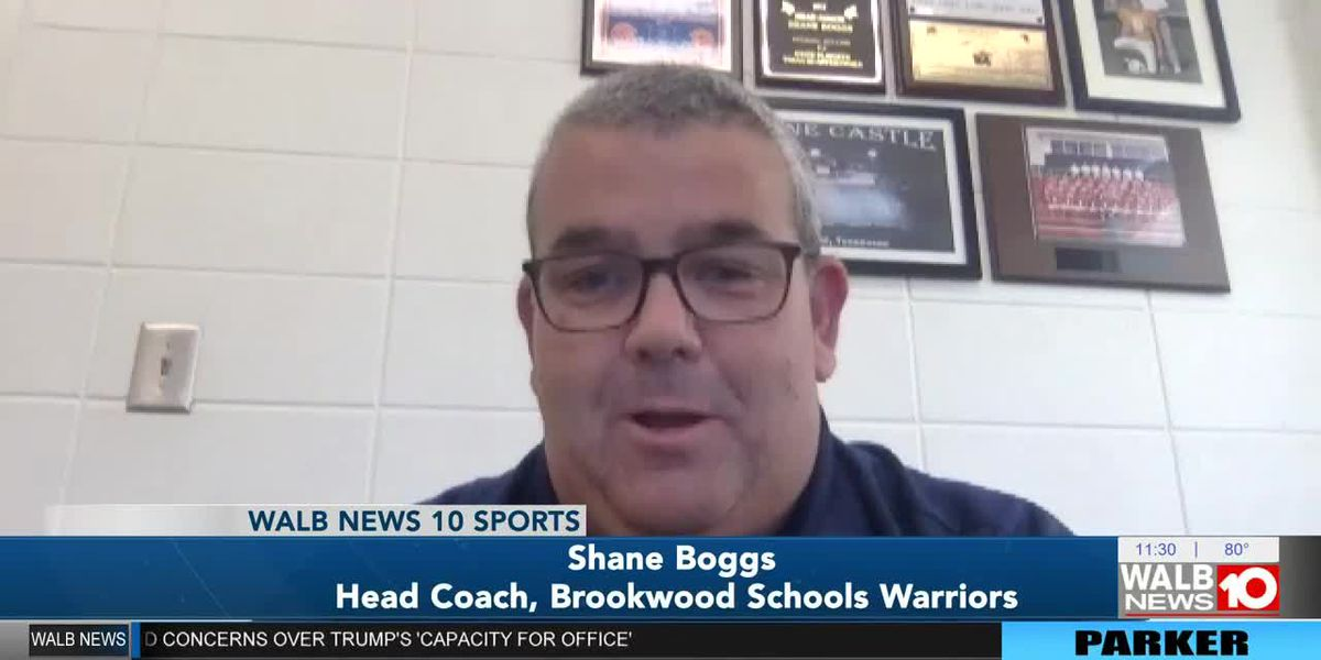 Coach of the Week: Shane Boggs Head Coach, Brookwood Schools Warriors