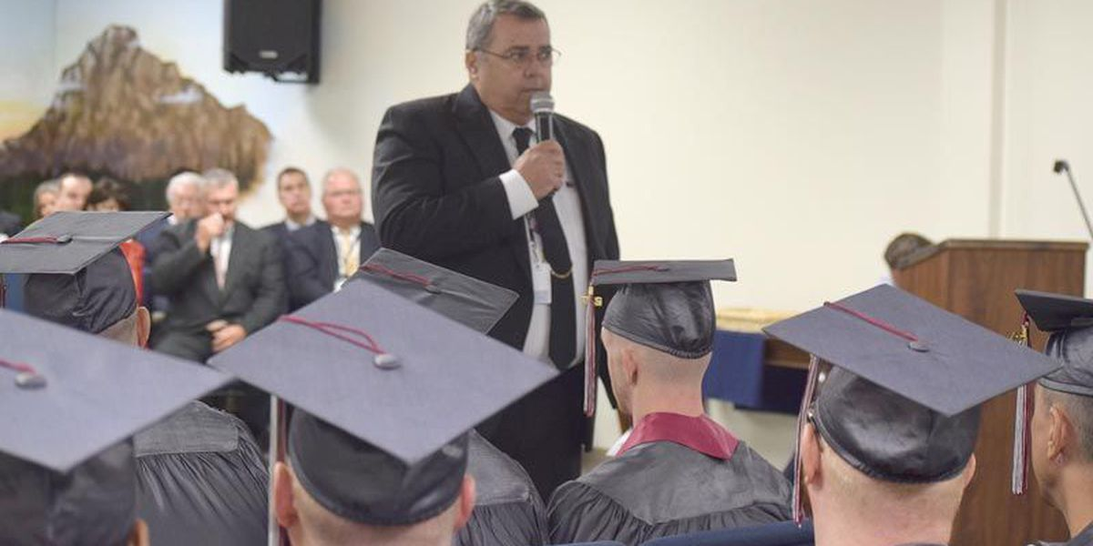 25 Inmates graduate training programs at Wheeler Correctional