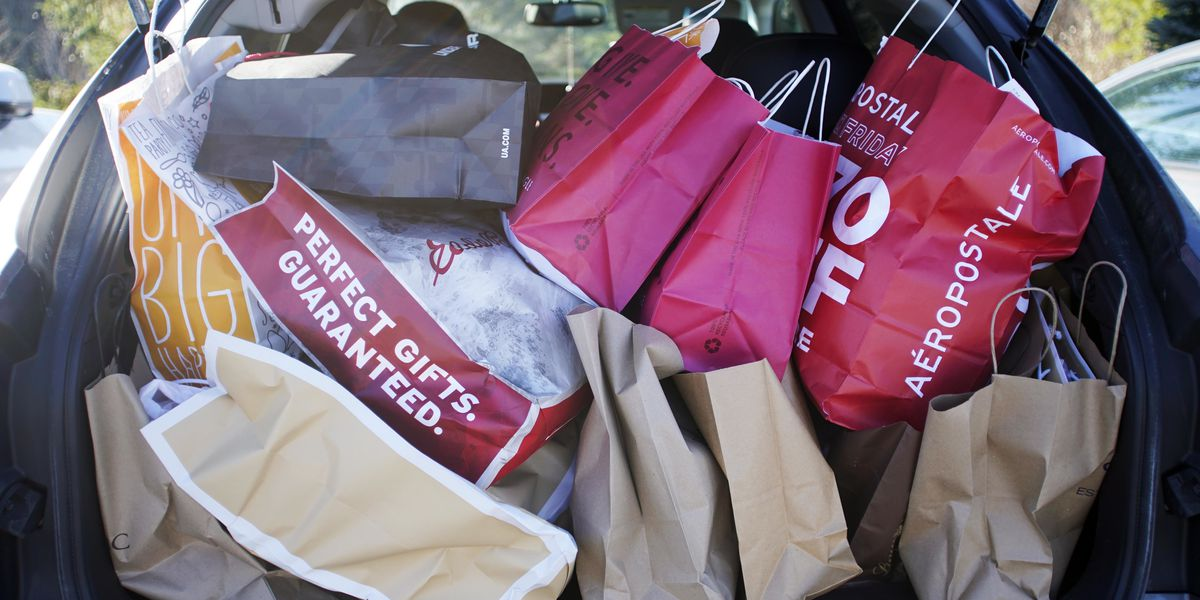 Retail group says holiday season off to a strong start