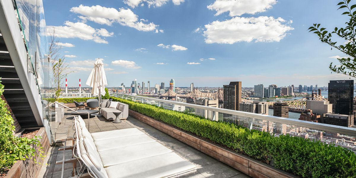 PHOTOS: Jennifer Lawrence's $12M Manhattan penthouse for sale