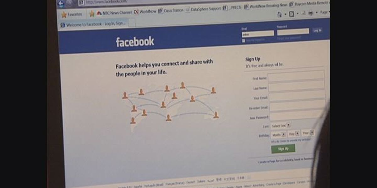 Man tries to sell stolen weapons on Facebook