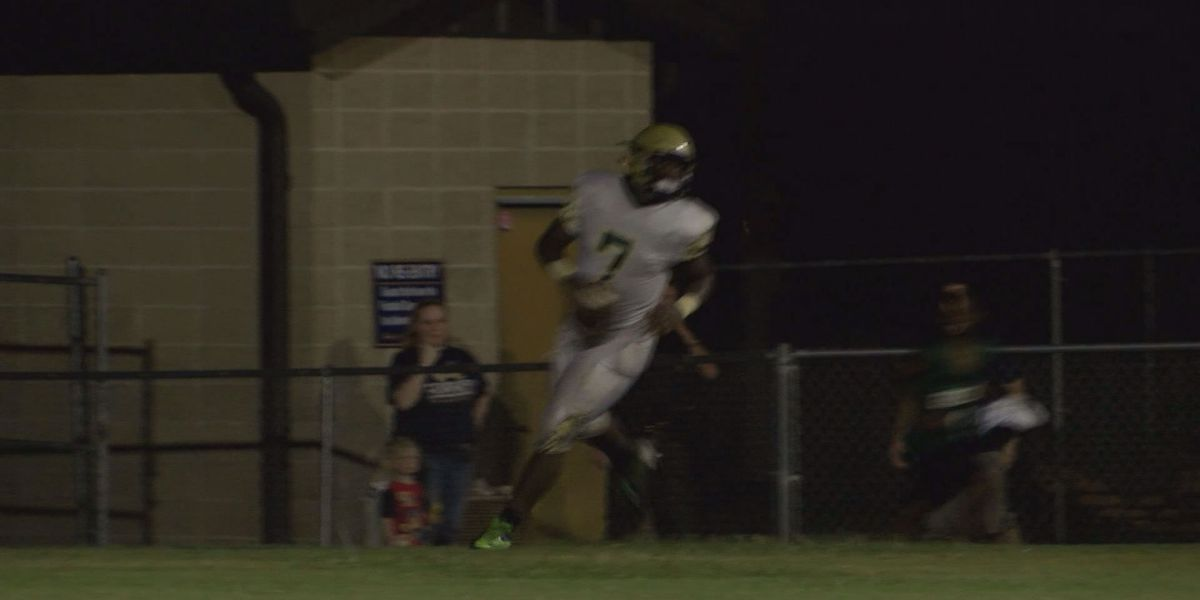 WALB PLAYER OF THE WEEK (9/7/16): Terrell Co.'s Minter shines for Green Wave