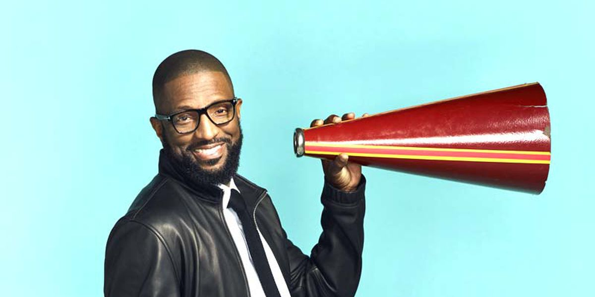 Rickey Smiley booked for May in Albany