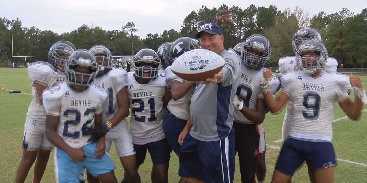 Team of the Week: Tift County