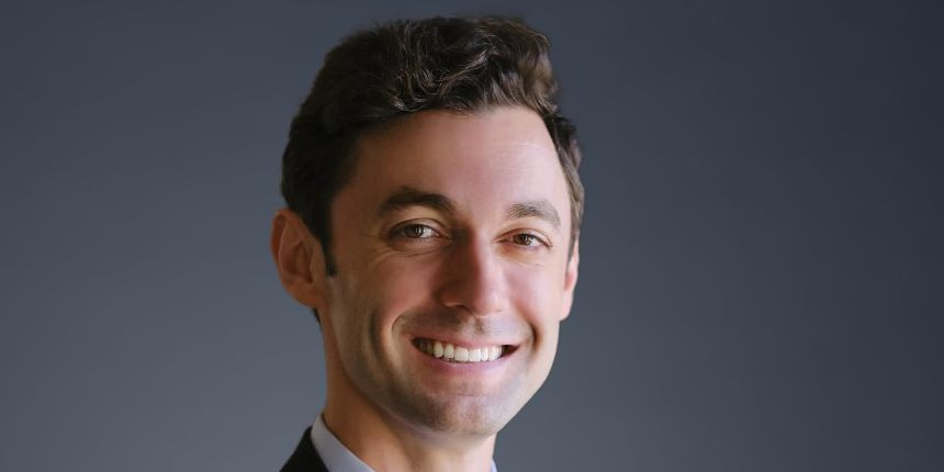 Georgia Democrat Jon Ossoff outlines campaign for US Senate