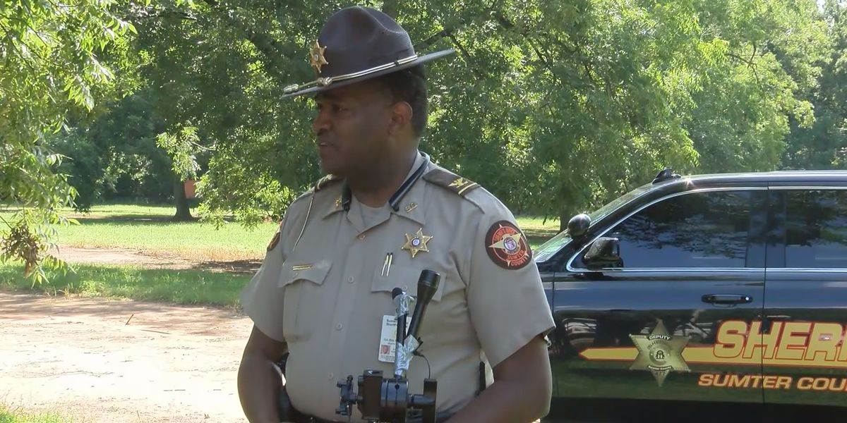 Sumter Co.'s newest sheriff already pushing recruiting, community relations