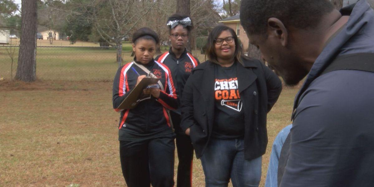 Albany Elite cheer develops champs and community servants