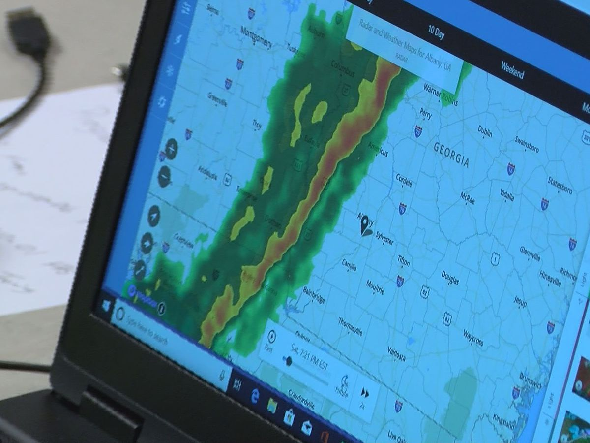 Dougherty Co. EMA director prepares for the worst