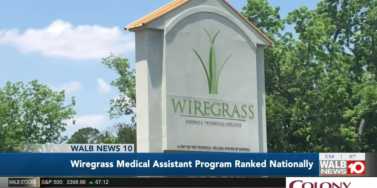 Good News: Wiregrass Tech's medical assistant program ranked nationally
