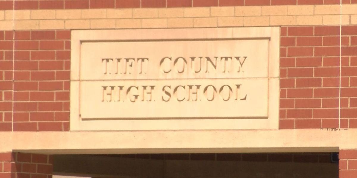 Tift Co. High nearing completion