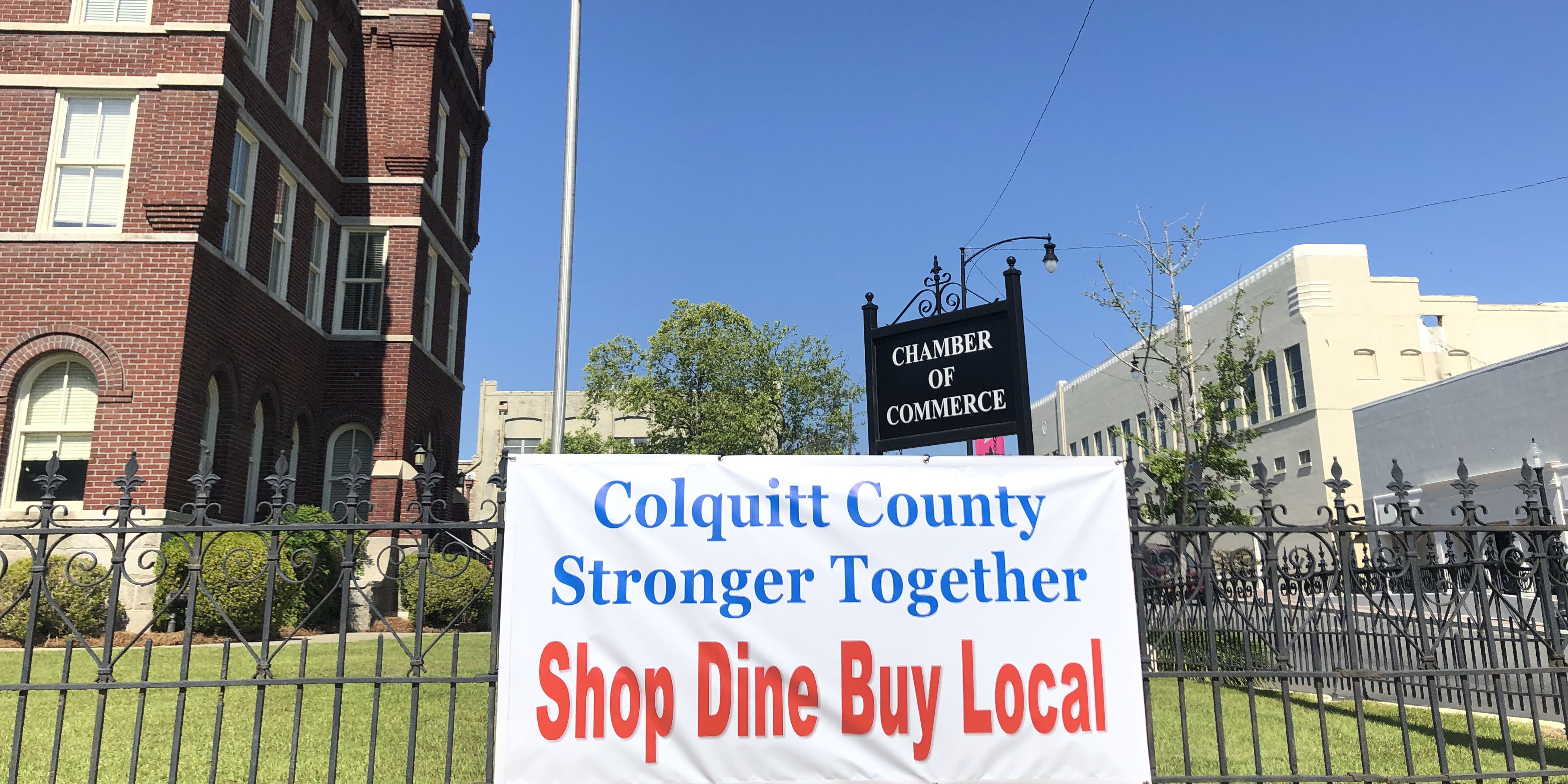 Moultrie leaders encourage local shopping as economy reopens