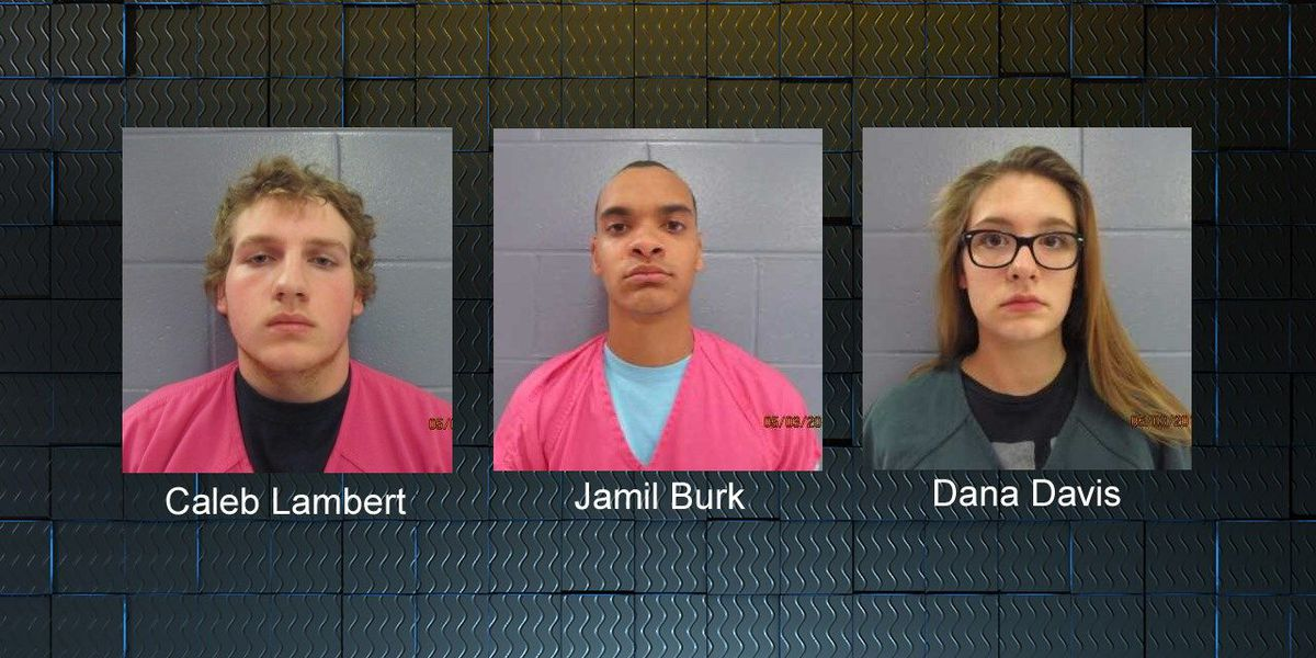 Third student charged after Lee High lock down