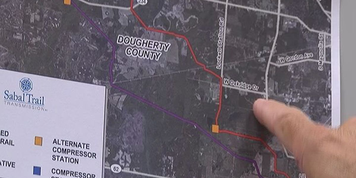 Dougherty Co. residents concerns over proposed pipeline
