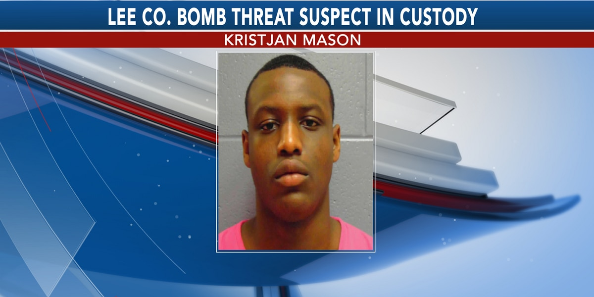 Student arrested in bomb threat at Lee Co. High School
