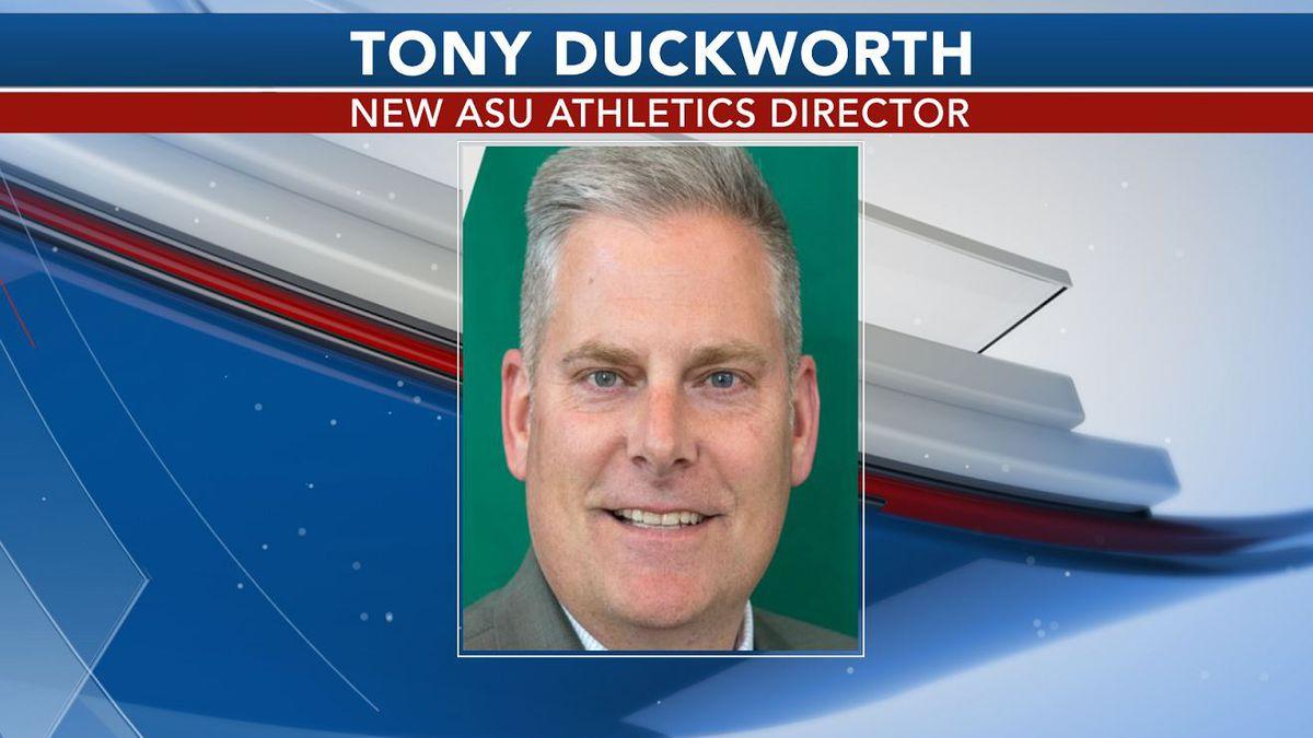New ASU athletics director named