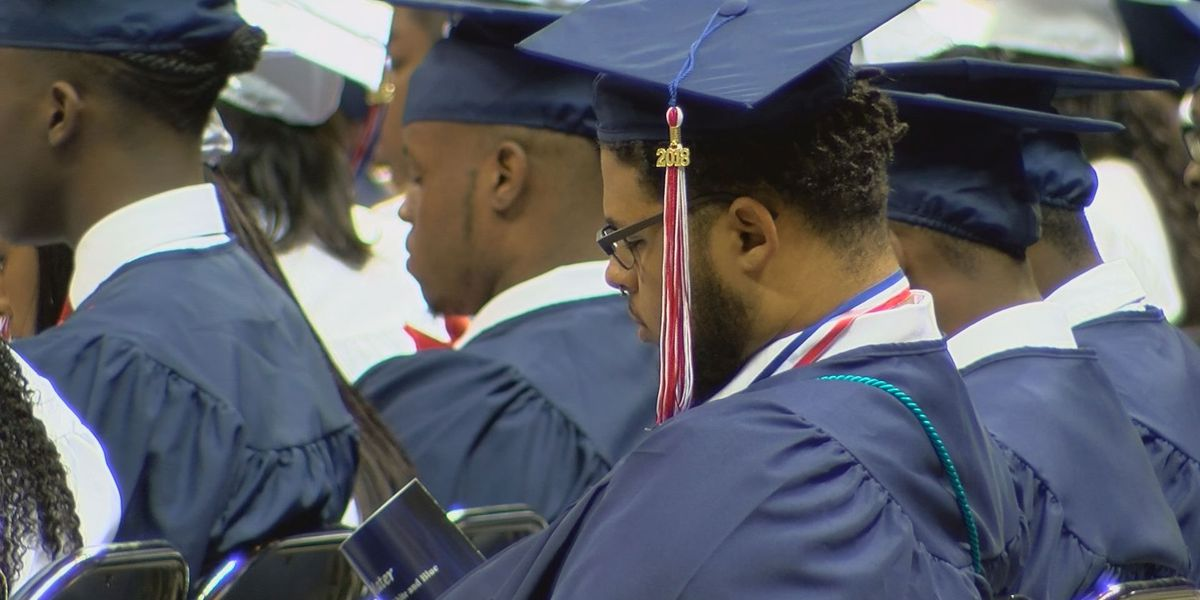 Graduation Day for DOCO School System was a huge success